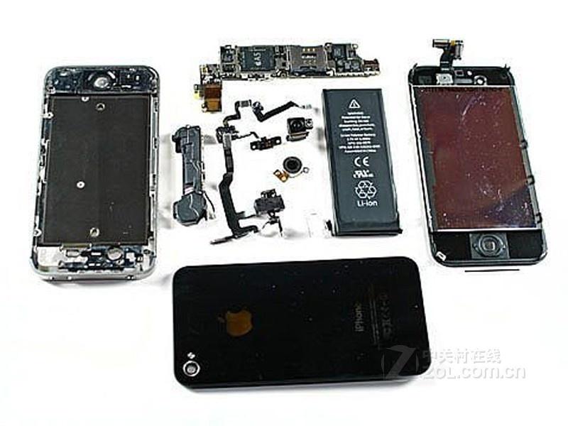 苹果iPhone 4S(8GB)专业拆机