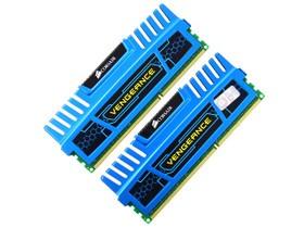 海盗船8GB DDR3 1600套装(CMZ8GX3M2A1600C9B)