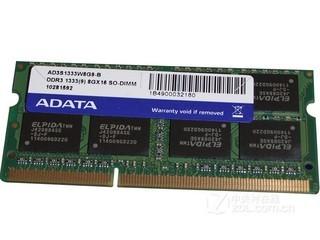 威刚8GB DDR3 1333