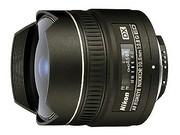 尼康 AF DX 10.5mm f/2.8G ED