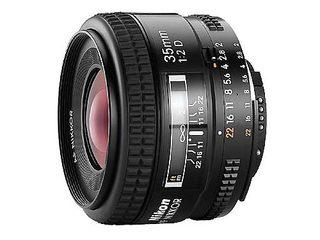 尼康AF 尼克尔 35mm f/2D