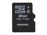 东芝Micro SDHC/TF卡 Class4