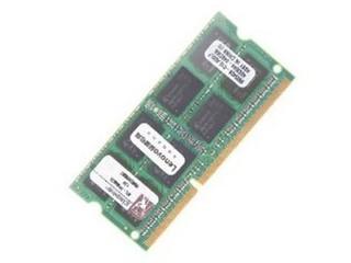 金士顿联想笔记本系统指定内存 2GB DDR3 1066