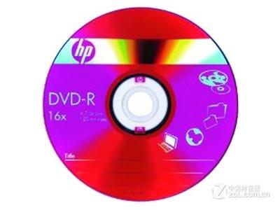 惠普 DVD-R 16速 4.7G(10片桶装)