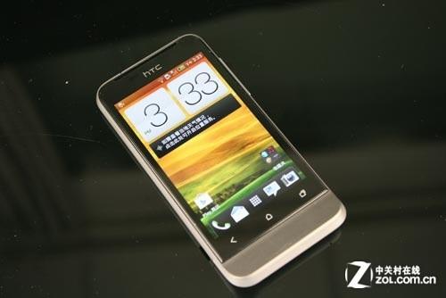 HTC One V评测