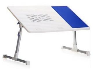 daho FD-1 双风扇笔记本电脑桌(蓝色)