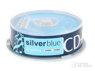 铼德音乐专用CD-R 32速 700M(25片桶装)