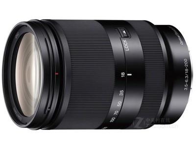 【诚信商家●华晨数码】索尼 E 18-200mm f/3.5-6.3 OSS LE(SEL18200LE)索尼E卡口黑色
