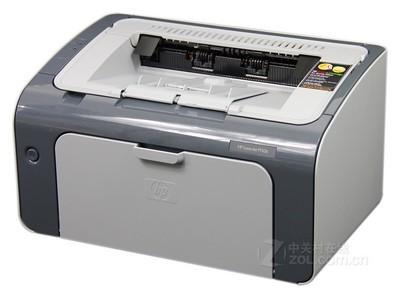 求解惠普p1106打印机硒鼓是什么型号的