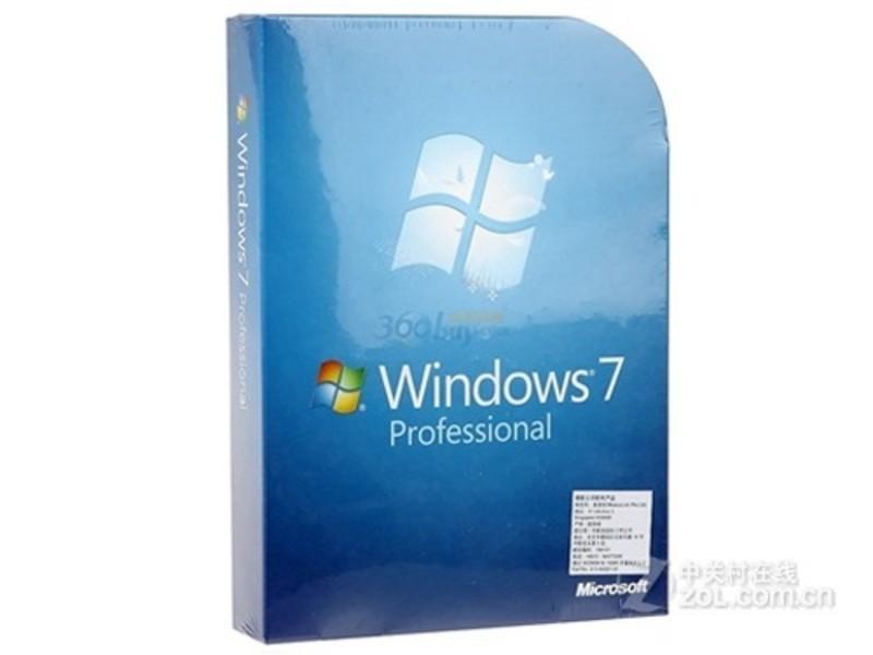 Microsoft Windows 7 Professional英文专业版