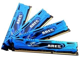 芝奇16GB DDR3 1866(F3-1866C9Q-16GAB)