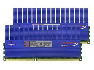 金士顿骇客神条T1 8GB DDR3 1600(KHX1600C9D3T1K2/8GX)
