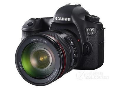 佳能(Canon)EOS 6D 全画幅单反相机套装 佳能EOS 6D搭配 24-105mmF3.5-5.6 IS STM套装