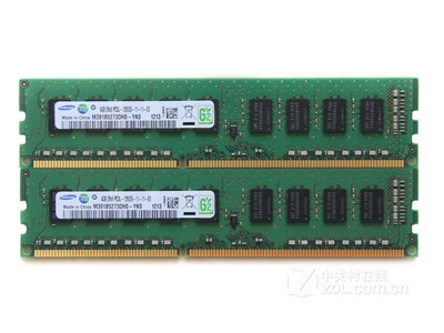 三星 4GB DDR3 ECC