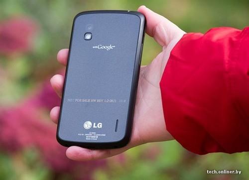 携手安卓4.2 LG确认29日将发布Nexus手机