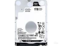 西部数据黑盘 1TB 7200转 64M SATA3(WD10SPSX)