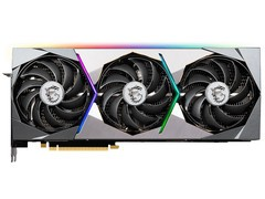 微星GeForce RTX 3090 SUPRIM X 24G
