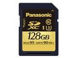松下SDXC卡 Class10(128GB)
